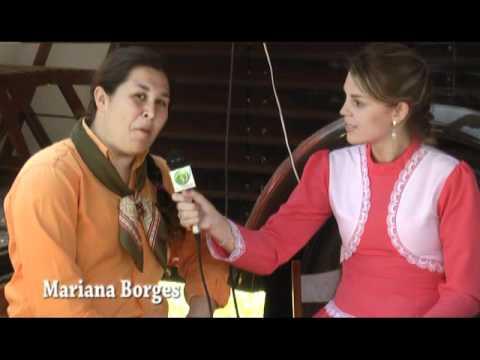 Rolantchê 2010  »  Entrevista  »  Mariana e Paulo Borges