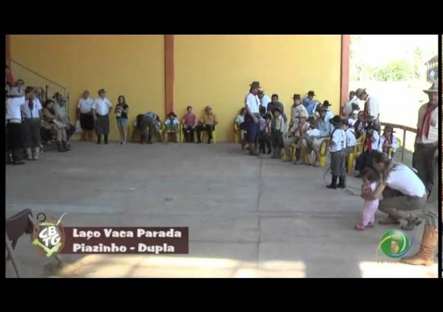 15º Rodeio Crioulo Nacional de Campeões  »  Vaca Parada  »  Final Dupla Piazinho