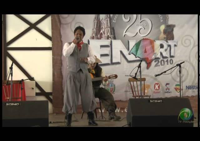 Enart 2010  »  Intérprete Masculino  »  3