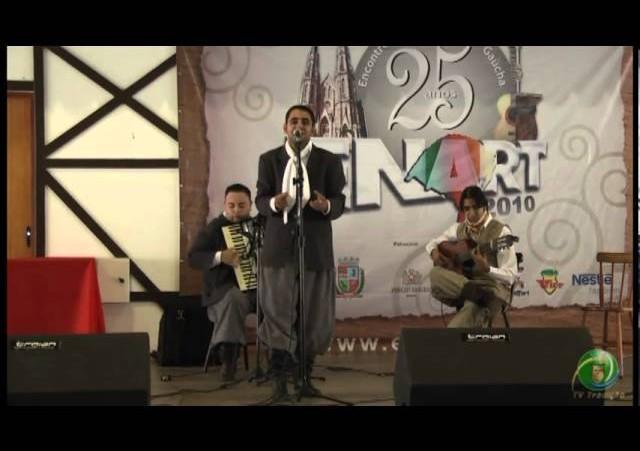 Enart 2010  »  Intérprete Masculino  »  9