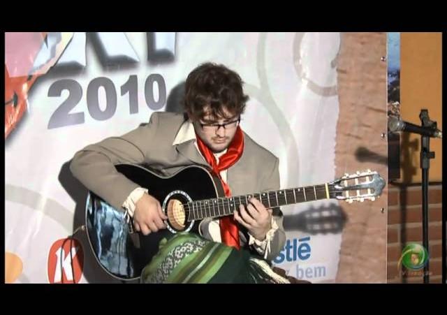 Enart 2010  »  Violão  »  Marcelo Zottis - CTG Estirpe Gaúcha