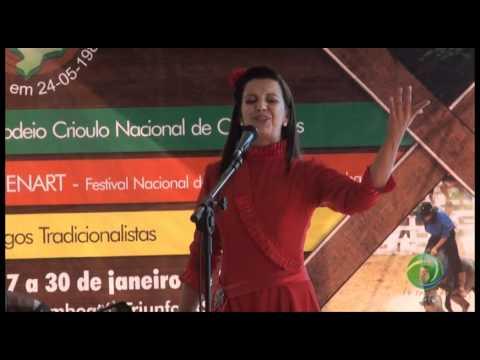 FENART 2011 »  declamação adulto »   Daniele Oliveira