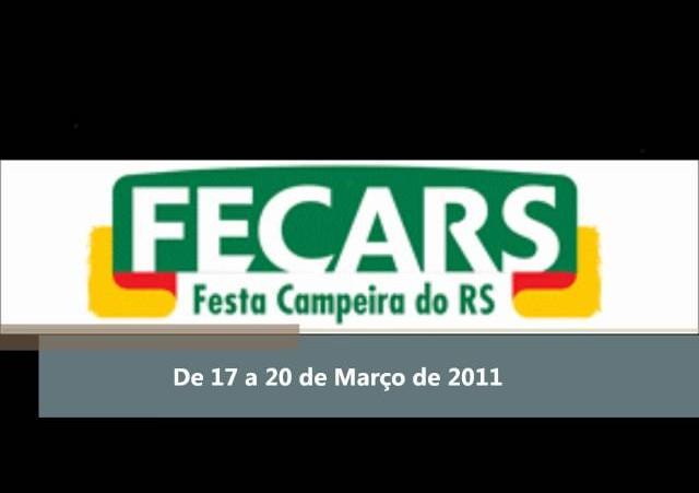 Próximo Evento  »  23º Fecars  »  Vinheta