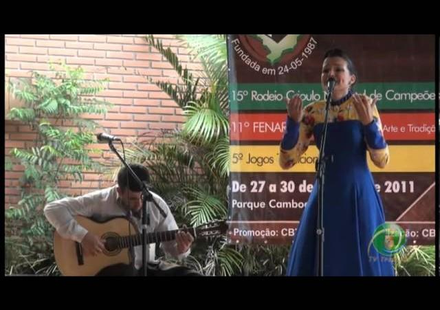 FENART 2011 »  declamação feminina adulto  »  Kristianne dos Santos Perez