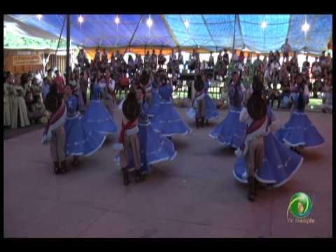 10º Rodeio Crioulo Nacional de NH  »  Danças Tradicionais Juvenil »  DTG Leão da Serra