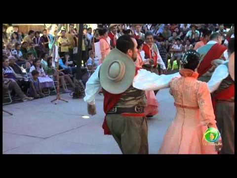 10º Rodeio Crioulo Nacional de NH  »  Danças Tradicionais  »  Porteira Velha  »  Grupo Xiru