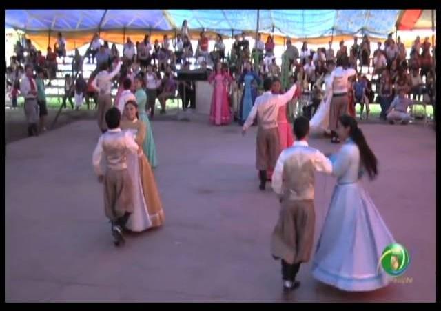 10º Rodeio Crioulo Nacional de NH  »  Danças Tradicionais Juvenil »  DTG Acácia Negra