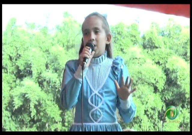 10º Rodeio Crioulo Nacional de NH  » Intérprete Prenda Mirim  »  Geovana Correia