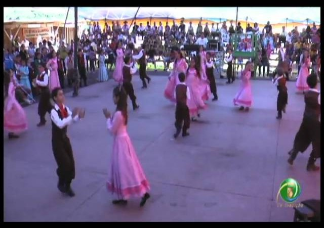 10º Rodeio Crioulo Nacional de NH  »  Danças Tradicionais Mirim  »  CTG Domadores do Rincão