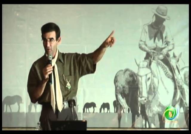 """10º Rodeio Crioulo Nacional de NH »  Palestra """"Nossas Raízes"""" »  Parte 3"""