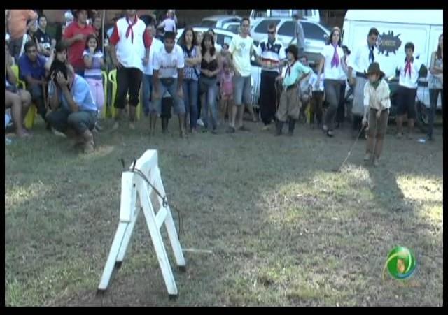 10º Rodeio Crioulo Nacional de NH  »  Vaca Parada