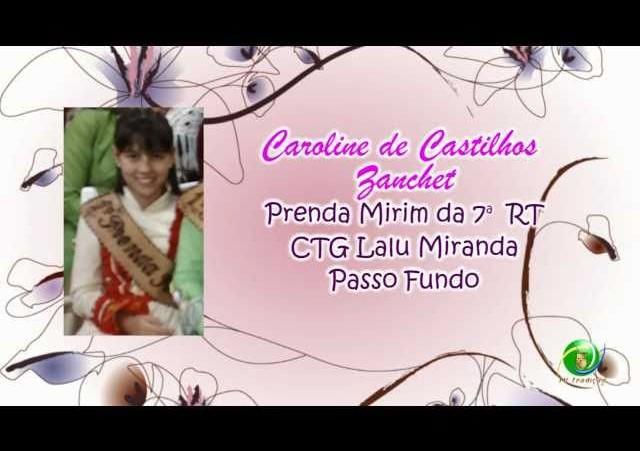 41ª Ciranda Cultural de Prendas »  Candidatas a Prenda Mirim do RS