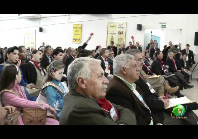 76ª Convenção Tradicionalista »  Reg. Campeiro »  Destaque 6 »  Votação »  Sábado