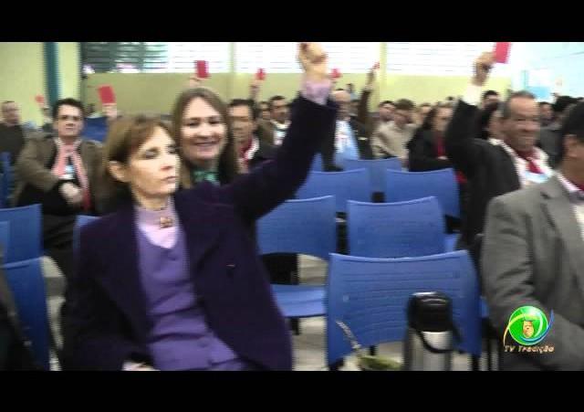 76ª Convenção Tradicionalista »  Aprovação Reg. Entrevero de Peões »  Domingo