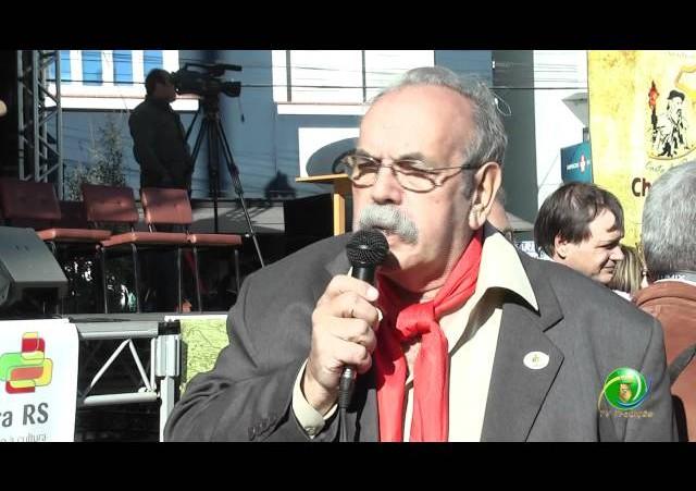 Acendimento Chama Crioula »  Entrevista Antônio Amaro