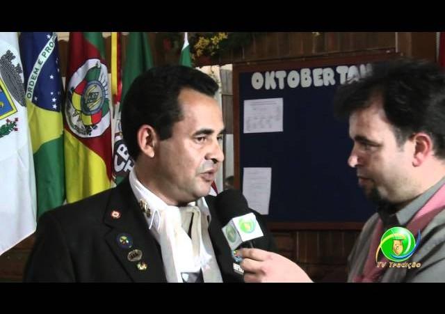 Enart 2011 »  Lançamento »  Entrevista Luis Clovis Vieira