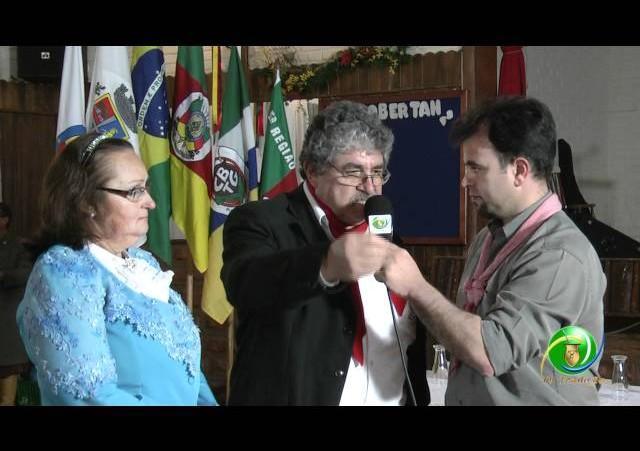 Enart 2011 »  Lançamento »  Entrevista Erival Bertolini
