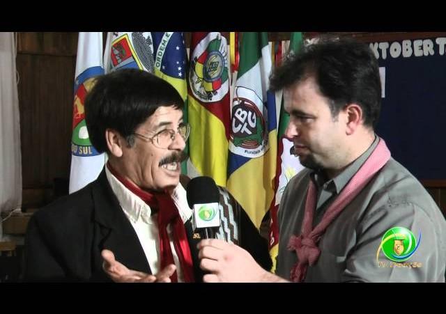 Enart 2011 »  Lançamento »  Entrevista
