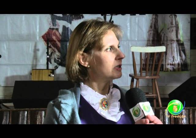 Enart 2011 »  Lançamento »  Entrevista Odila Savaris