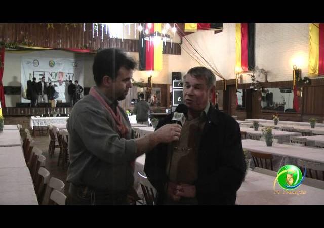Enart 2011 »  Lançamento »  Entrevista Armando Gewehr