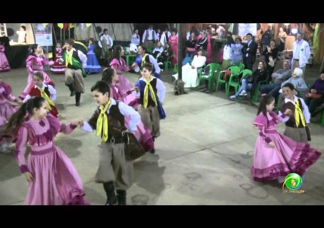 Festejos Farroupilhas de Novo Hamburgo 2011 »  CTG Porteira Velha »  Grupo Mirim