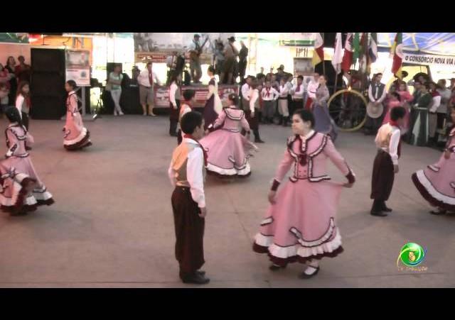 Festejos Farroupilhas de Novo Hamburgo 2011 »  CTG Estância da Liberdade »  Grupo Mirim