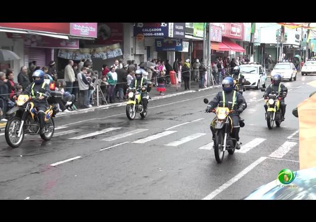 Festejos Farroupilhas de NH 2011 »  Desfile Temático »  Guarda Municipal