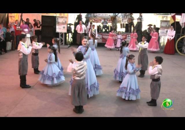 Festejos Farroupilhas de NH 2011 »  DTG Camboatá »  Grupo Mirim