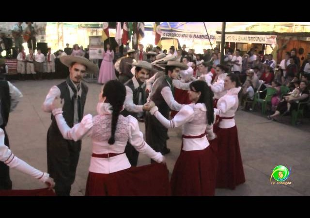 Festejos Farroupilhas de NH 2011 »  Soc. Gaúcha de Lomba Grande »  Dança do Anu
