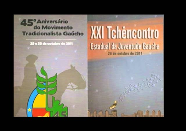 XXI Tchêncontro e 45º Aniversário do MTG »  Folder