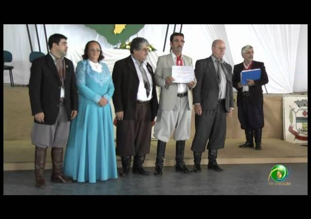 45º Aniversário do MTG »  Entrega Comenda João de Barro