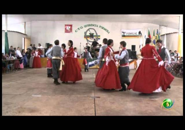1º Enatchê »  Grupo Juvenil »  CTG Querência Formosa - Apresentação