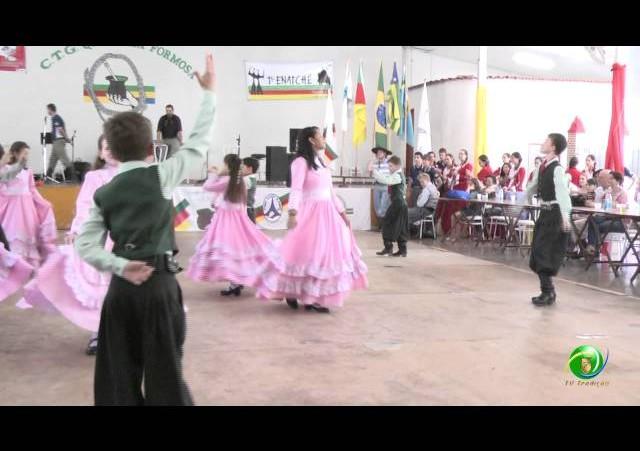 1º Enatchê »  Grupo Mirim »  CTG Querência Formosa - Apresentação