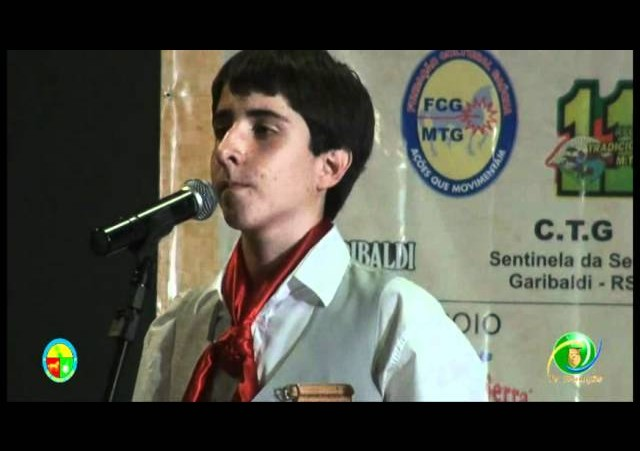 24º Entrevero Cultural de Peões e Guris Farroupilhas »  Leonardo S. Ulerich »  13ªRT »  Artística