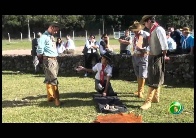 24º Entrevero Cultural de Peões e Guris Farroupilhas »  Taylor B. de Oliveira »  5ªRT »  Campeira