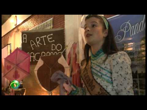 42ª Ciranda Cultural de Prendas » Luana Wojciechowski- 18ªRT »  Mostra Folclórica