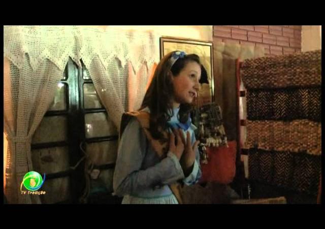 42ª Ciranda Cultural de Prendas »  Camila Vitancourt - 20ªRT »  Mostra Folclórica