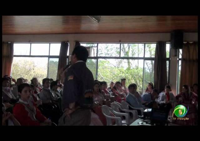 Acendimento da Chama Crioula 2012 »  Seminário da Juventude