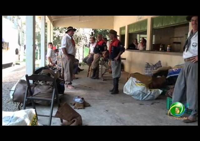 Acendimento da Chama Crioula 2012 »  Venâncio Aires »   Acampamentos