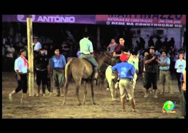 Festa do Churrasco - Gineteada - Sábado