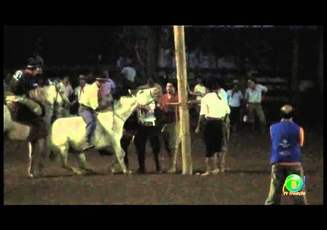 Festa do Churrasco - Gineteada - Quinta