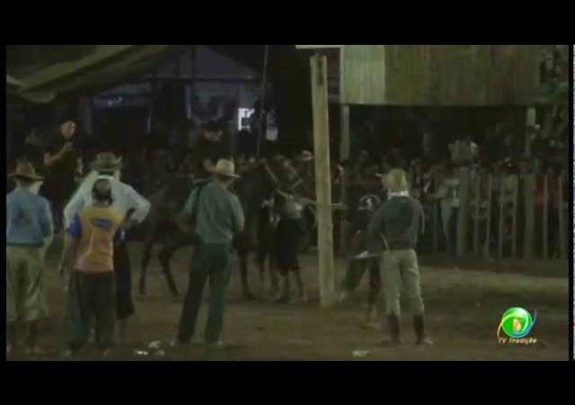Festa do Churrasco - Gineteada - Domingo - Final