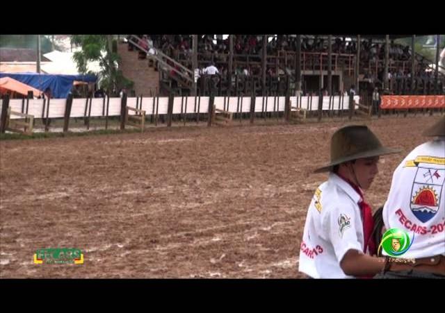Fecars 2013 - Laço Guri/Guria - 5ª RT - Sexta