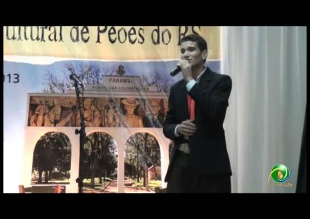 25ª Entrevero - Sthefano Marçal Jaques - 4ªRT - Artística