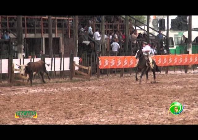 Fecars 2013 - Laço Piá/ Menina - 1ª RT - Sexta