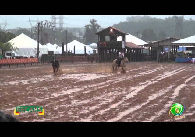 Fecars 2013 - Laço Seleção - 1ª RT - Sexta