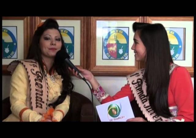 Entrevista - Taynara Hella Moraes Ouriques - 1ª Prenda do RS