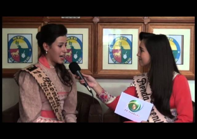 Entrevista - Paloma Drum Schacht - 1ª Prenda Juvenil do RS