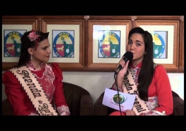 Entrevista - Mariana Santos Soares - 2ª Prenda do RS