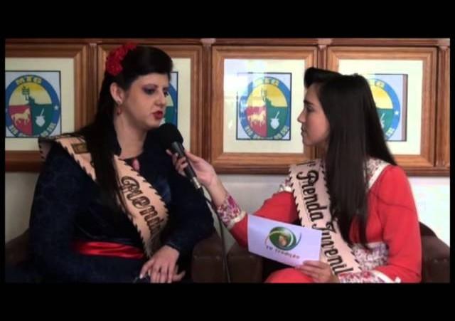 Entrevista - Kelly Pereira da Rocha - 3ª Prenda do RS